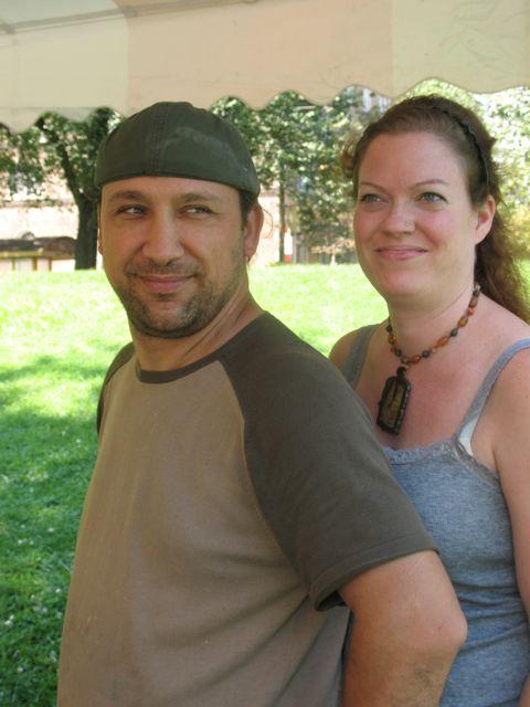 Josh and Mindy